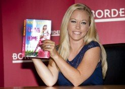 Kendra Wilkinson Signs Copies Of Her New Book In NYC