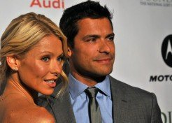 Kelly Ripa's Children Want To Be At Summer Camp