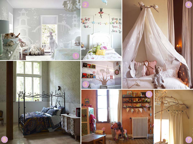 Rooms Full of Whimsy