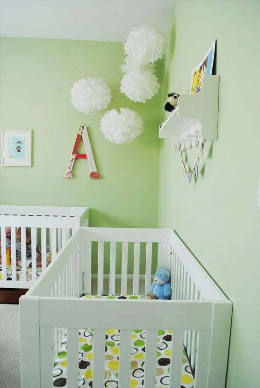 Planning A Nursery For Two