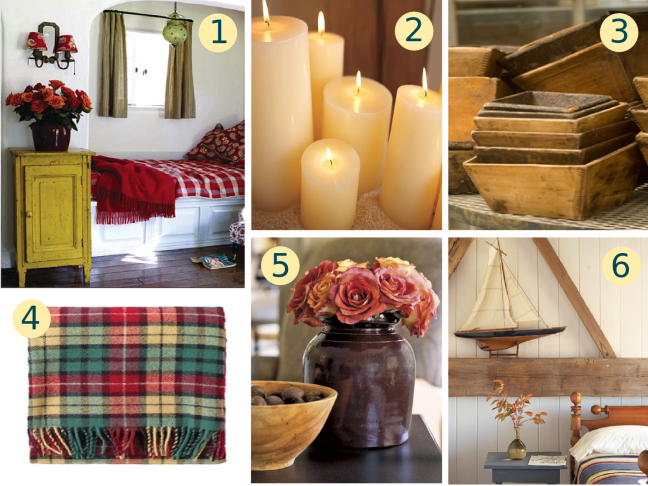 Easing Into Fall Decorating