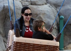 Nadya Suleman Struggling To Keep Her Home