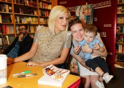 Tori Spelling Writes Her First Children's Book