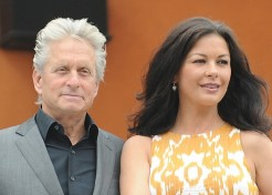 Michael Douglas Balances Work, Family, And Battle With Cancer