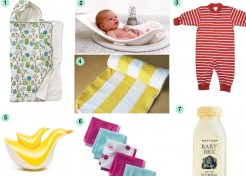 Bathing Essentials For Baby