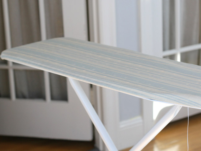 Diy Make Your Own Ironing Board Cover