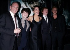 Cast And Other Celebrities Hit The Harry Potter And The Deathly Hallows Premiere In NYC