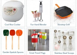 Fun Kitchen Gift Ideas – For Her
