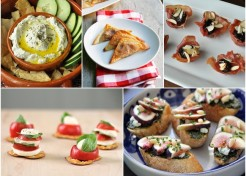 8 Amazing Appetizers to Serve at Your Cocktail Party