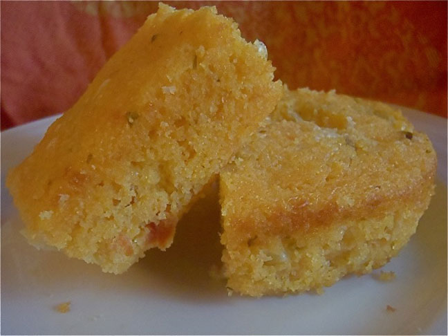 Sweet and Savory Cornbread