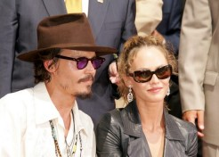 Johnny Depp Dishes On Whether Or Not He'll Marry Vanessa Paradis