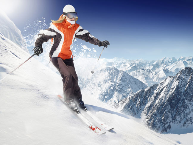 Exercises to Get Ready for Ski Season1a