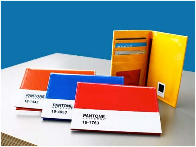 PANTONE PASSPORT HOLDER
