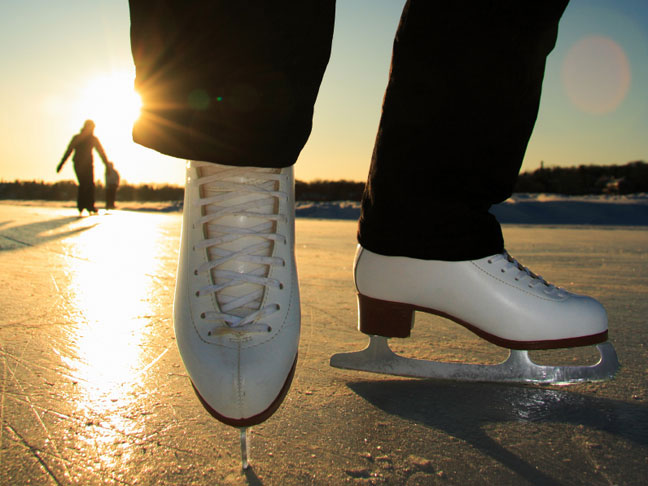Cross-Training with Ice Skating or Rollerblading2