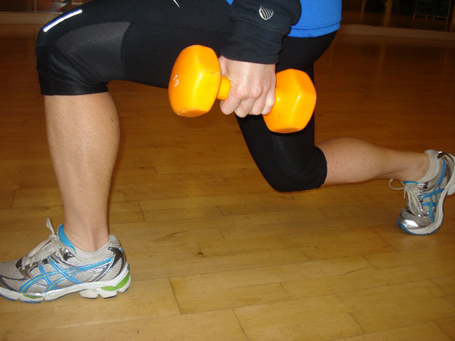 Cross-Training with Ice Skating or Rollerblading3