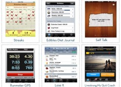 Top 6 Apps: New Years Resolutions