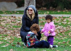 Good Manners Are At The Top Of Heidi Klum's Parenting List