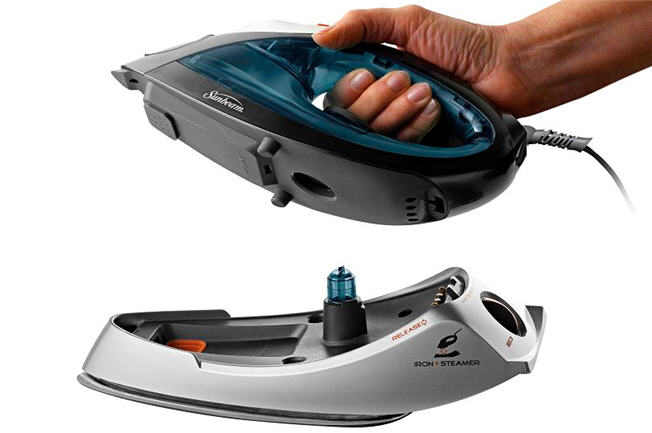 Sunbeam Recalls Convertible Clothes Iron