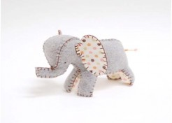 Etsy Picked: Hand Stitched Stuffed Animals