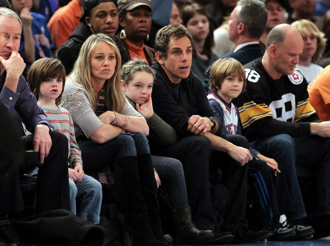 Ben Stiller, nicks game, jeans
