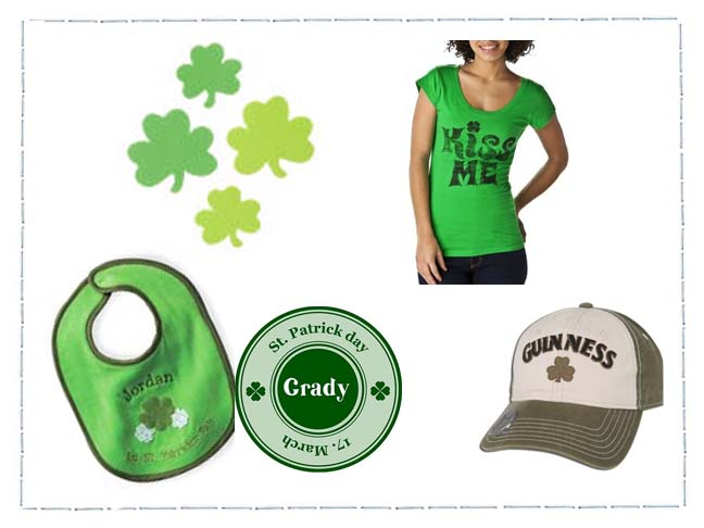 IRISH GIFTS FOR ST PATRICKS DAY