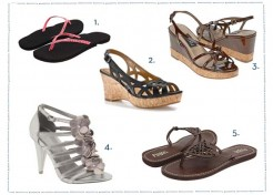 Put A Little Pep In Your Step: 5 Sandals Under $50