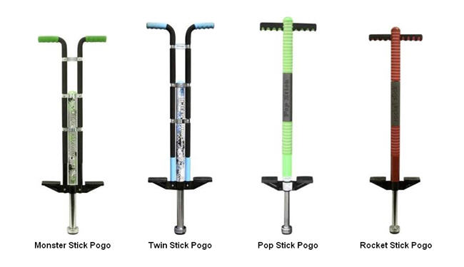 Pogo Sticks By Bravo Sports Recalled