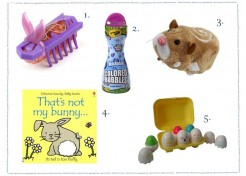 Easter Basket Fillers The Bunny Must Bring