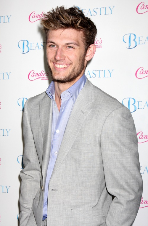 alex pettyfer, gray suit,