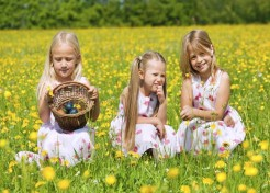 5 Easter Themed Games For PreSchoolers