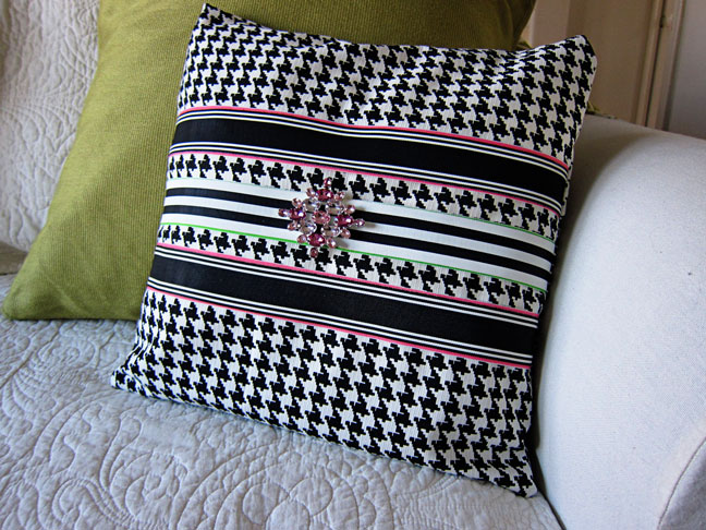 diy square pillow cover final