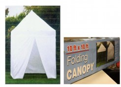 Active Leisure Canopy Tents Recalled