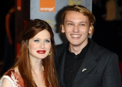 'Harry Potter' Stars Bonnie Wright And Jamie Campbell Bower Are Engaged!
