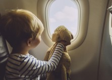 Flying with Toddlers Survival Guide