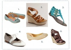 Shoes To Step Into Spring In