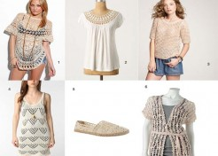 Top 6 Summer Crochet Items
