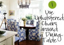 Decorating With Style: 5 Inexpensive Ways to Add Impact To Your Home