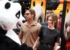 Photo Gallery: 'Kung Fu Panda 2' Premiere With Brad Pitt, Angelina Jolie, And More
