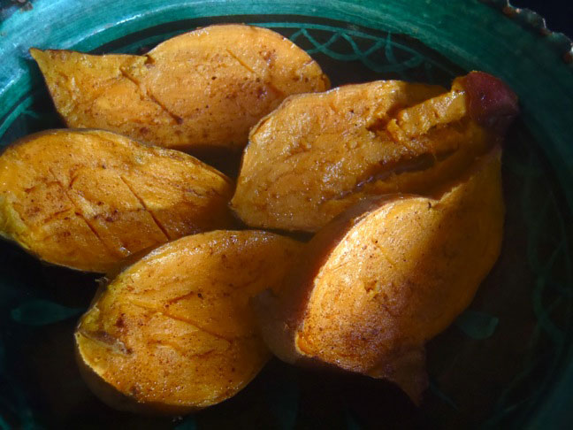 Quick Agave Yams