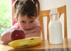 Tips to Help with a Fussy Eater