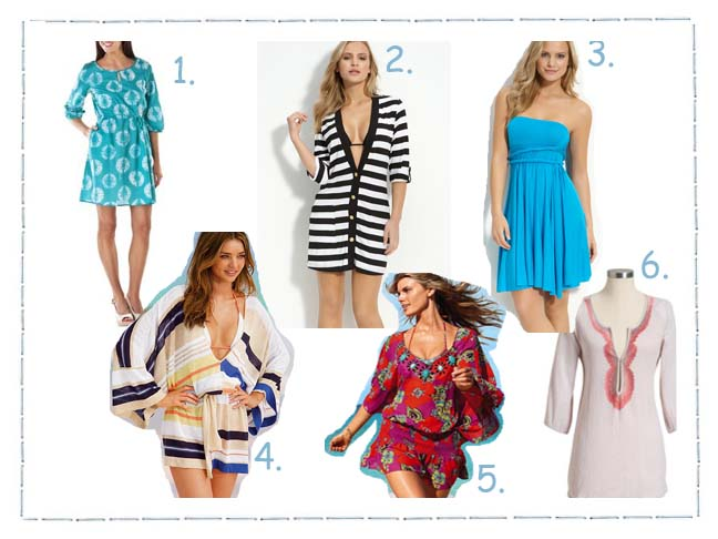 Not Ready For A Bathing Suit? Look Like You Are In A Stylish Coverup!