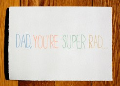 Coolest Father's Day Cards