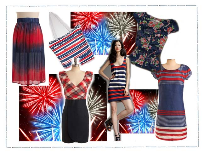 Patriotic Picks To Celebrate America's Birthday!