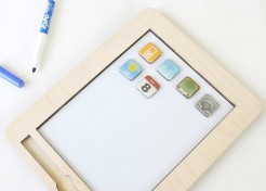 Etsy Finds: An iPad For The Little Guys