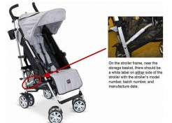 B-Nimble Strollers from Britax recalled due to a Brake Defect