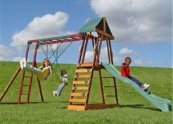 Swing Sets Recalled by Adventure Playsets