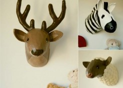 Etsy Finds: Taxidermy For Kids