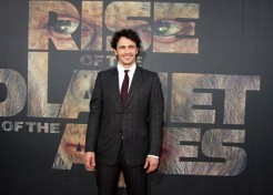 L.A. Premiere Of 'Rise of the Planet of the Apes'
