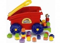 Fisher-Price Recalls Toy Wagons