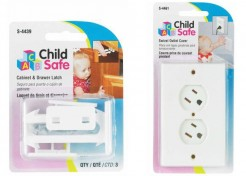 Child Safety Latches and Outlet Covers Recalled